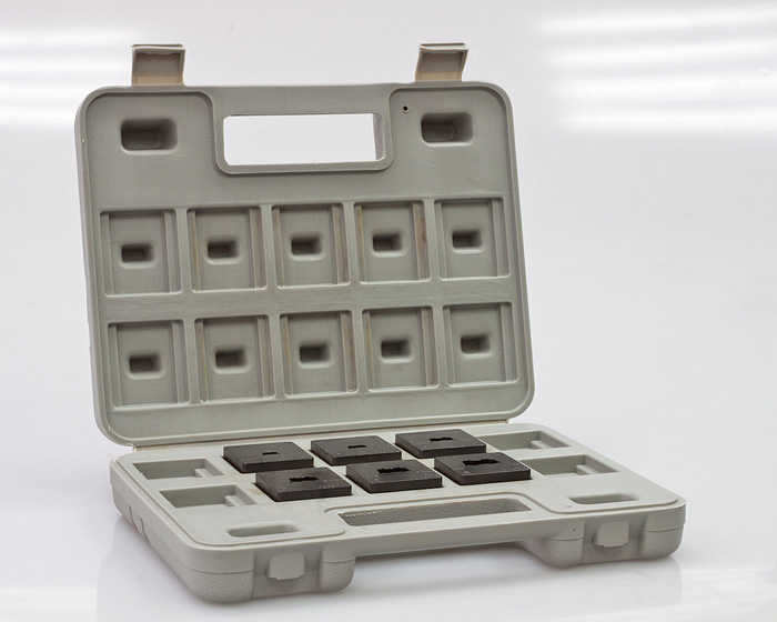 Фото Набор матриц НМ-300 НШВИ для опрессовки втулочных наконечников (6 шт.) {61037} (1)