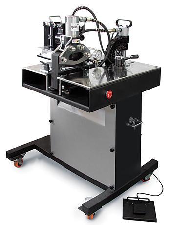 Фото Универсальный стол СШО с комплектом шинообрабатывающего оборудования {58263}