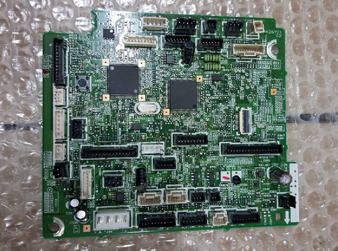 Фото Плата DC-контроллера HP LJ M604, M605, M606 (RM2-7643, RK2-6721)