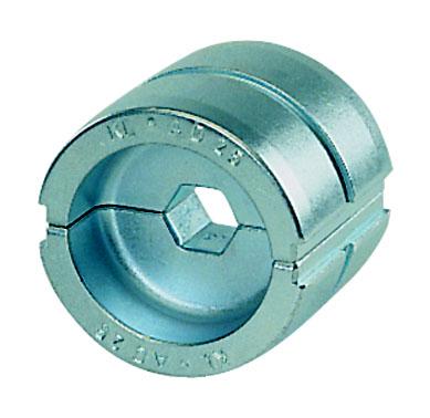 """Фото Матрица серии """"13"""" для алюминиевых соединителей 25 мм² для натяжных соединений (шестигранник) {klkHAD1325}"""