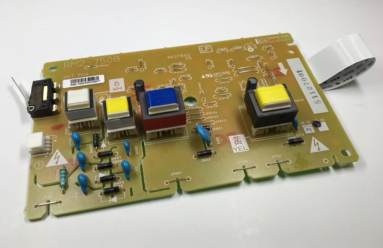 Фото Плата питания высоковольтная HP LJ M402, M426 (RM2-7508)