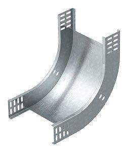 Фото Угол для лотка вертикальный внутренний 90град. 100х60 RBV 610 S FS OBO 7007005 (1)