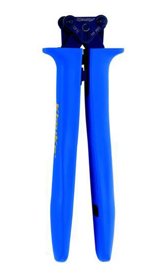 Фото Базовый инструмент-рукоятки для сменных пресс-голов серии Klauke-Pro (удлиненная модель) {klkKP1L}