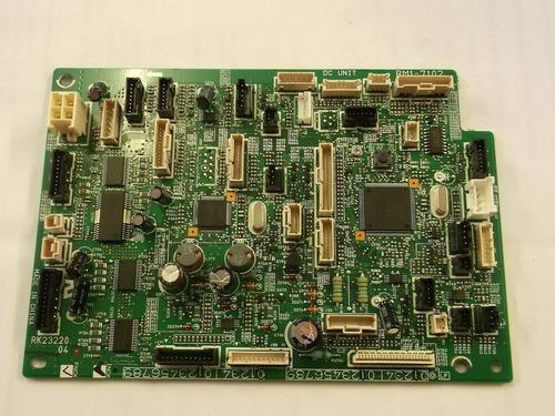 Фото Плата DC-контроллера HP LJ M4555 (RM1-7102) {RM1-7102-000CN}