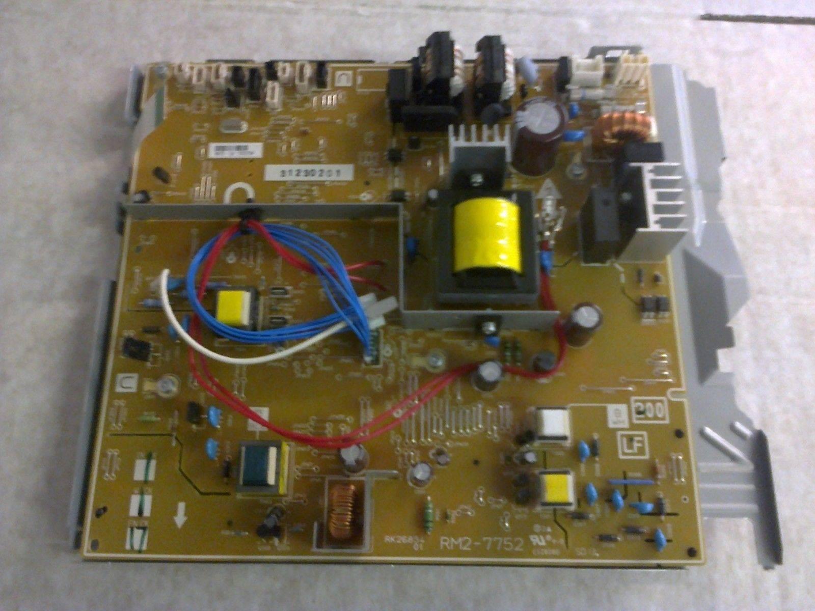 Фото Плата DC-контроллера HP LJ M401a, n (RM1-9299, RK2-6834, RM1-9038, RM2-7762)