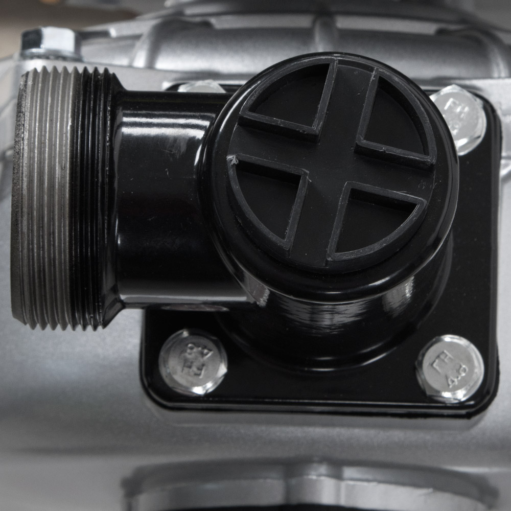 Фото Мотопомпа бензиновая высоконапорная DDE PH50-80 (выход 50 мм, 7 л.c, 80 м, 18 м.куб/час, бак 3,6 л, 30 кг) {PH50-80} (6)