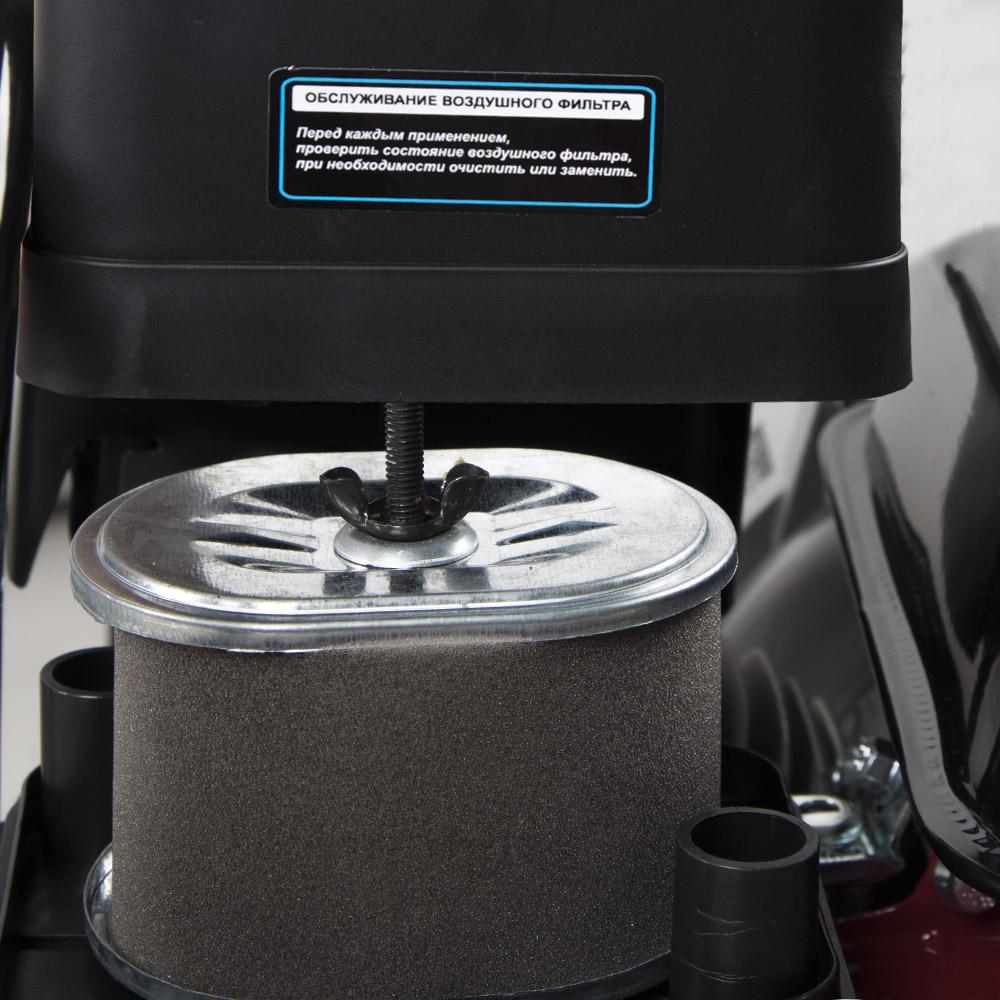 Фото Мотопомпа бензиновая высоконапорная DDE PH50-80 (выход 50 мм, 7 л.c, 80 м, 18 м.куб/час, бак 3,6 л, 30 кг) {PH50-80} (7)