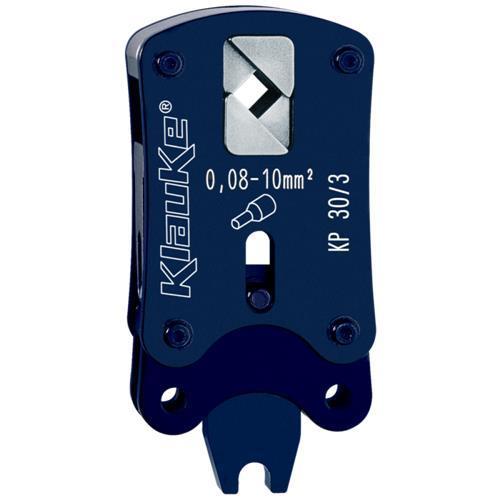 Фото Сменная голова Klauke-Pro для втулочных наконечников 0.14 - 10 мм² (ромб) {klkKP303}