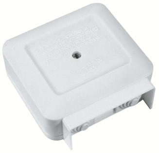 Фото Коробка клеммная IP44 монт.пл.,кр.л. (5х6,0 мм2, 380в, 40а) {KLK-5S}