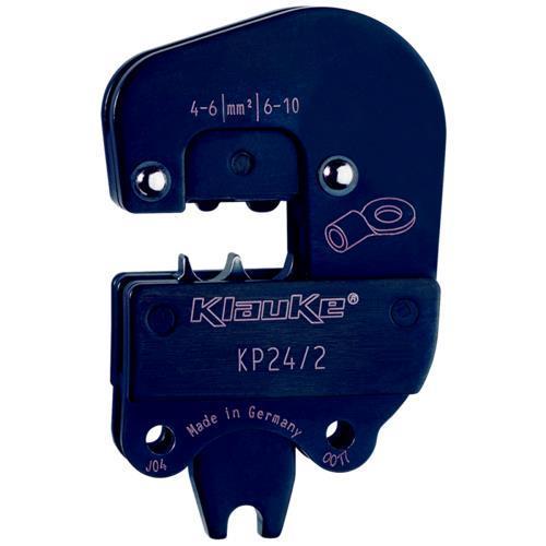 Фото Сменная голова Klauke-Pro для медных трубчатых и из листовой меди DIN46234 наконечников 4 - 10 мм² (вдавливание) {klkKP242}