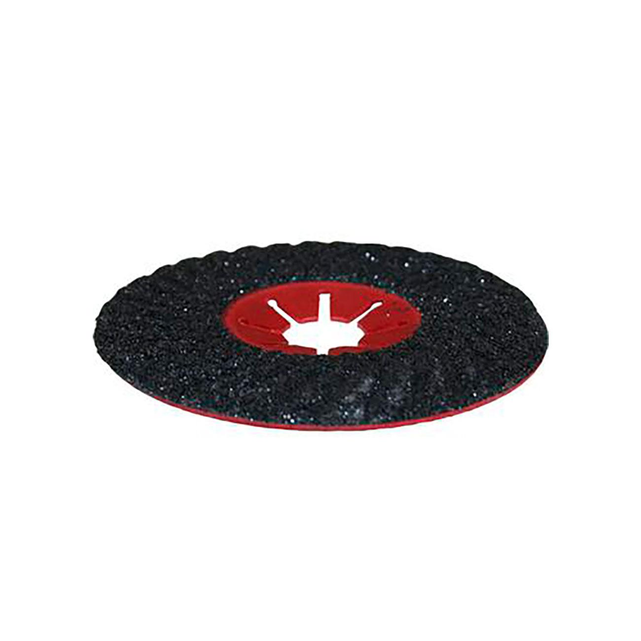Фото Абразивный круг торцевой 125 x 22 мм, P40, Практика Эксперт {038-692}