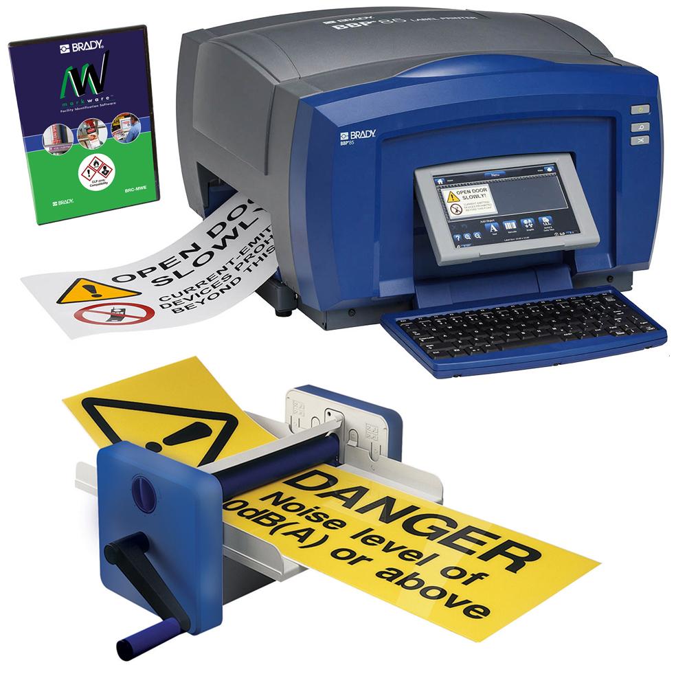Фото Принтер для печати этикеток BRADY BBP85 {gws198690} (2)