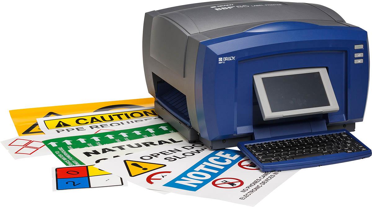 Фото Принтер для печати этикеток BRADY BBP85 {gws198690}