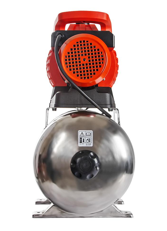 Фото Насосная станция Quattro Elementi Automatico 1301 FL Inox (1300 Вт, 4600 л/ч, для чистой, 50 м, 16,2 кг) {910-249} (1)