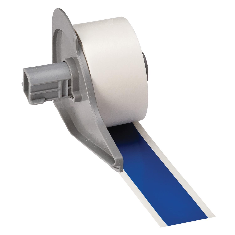 Фото Лента Brady M71C-1000-595-BL (25.4 мм, синяя) {brd142342}