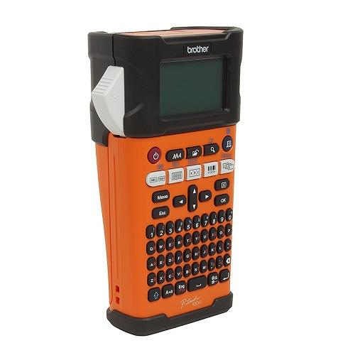 Фото Принтер для печати этикеток Brother PT-E300VP ручной {PTE300VPR1}