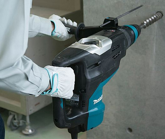 Фото Перфоратор Makita HR5202C (SDS-Max) (2)