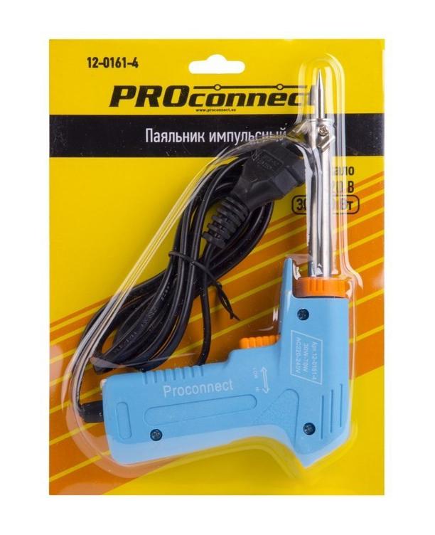 Фото Импульсный паяльник PROconnect HY-50R (30-70 Вт) {12-0161-4} (1)
