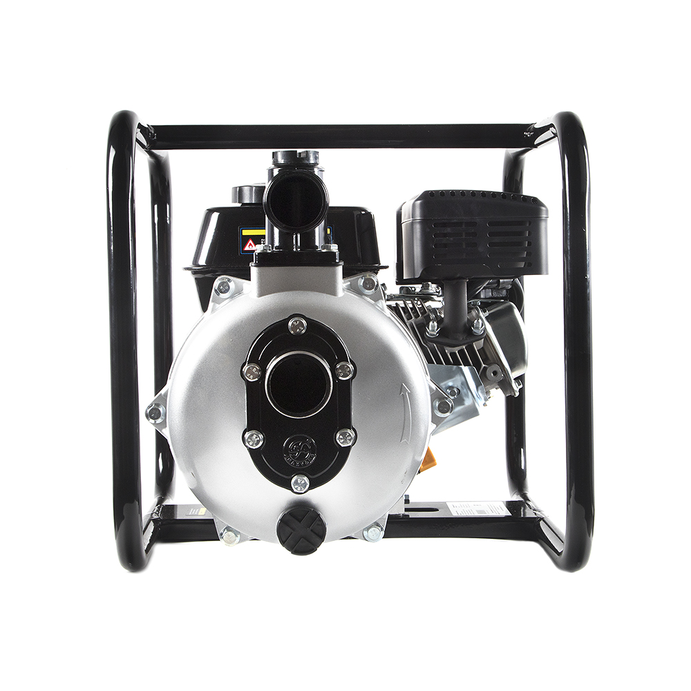 Фото Мотопомпа бензиновая высоконапорная DDE PH50-80 (выход 50 мм, 7 л.c, 80 м, 18 м.куб/час, бак 3,6 л, 30 кг) {PH50-80} (3)