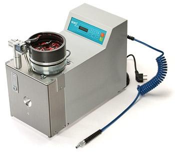 Фото Автомат MC-40L для одновременной зачистки проводов и опрессовки наконечников {61792}