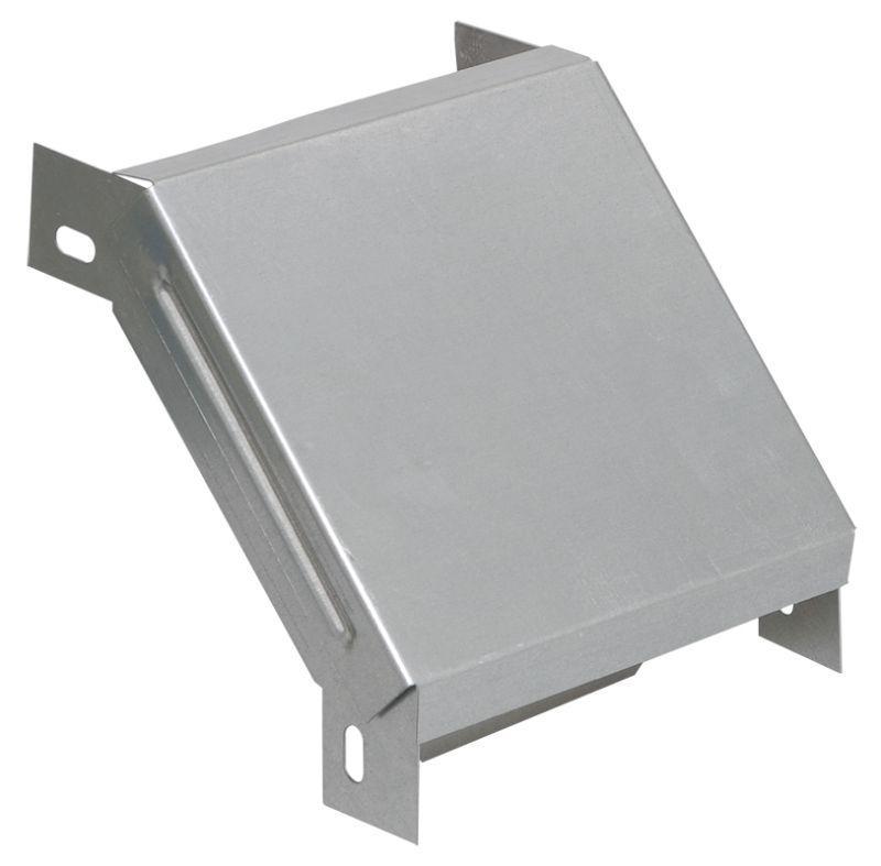Фото Угол для лотка вертикальный внешний 90град. 300х100 HDZ ИЭК CLP1N-100-300-M-HDZ
