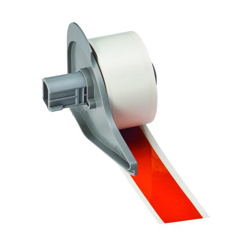 Фото Лента Brady BM71C-1000-584-OR cветоотражающая, 25.4 мм х 22.86 м, оранжевая {brd104301}