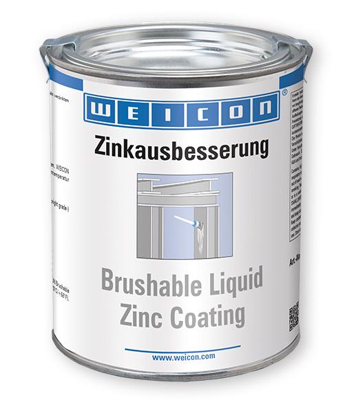 Фото Защитное покрытие Weicon Brushable Zinc Coating цинк (750 мл) {wcn15001750}