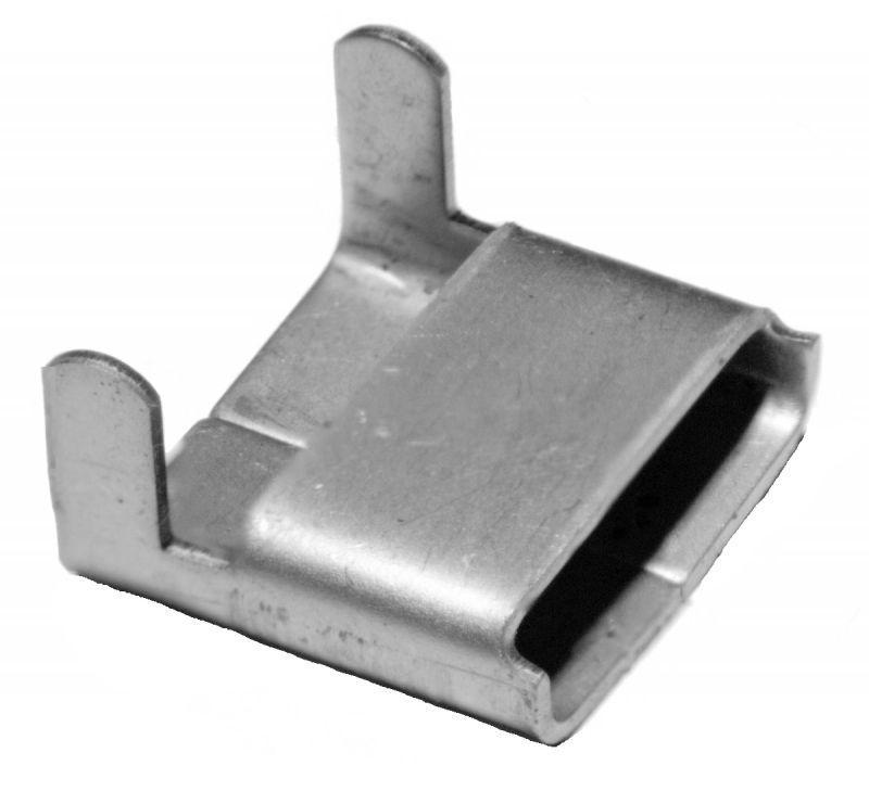 Фото Скрепа для ленты NC20 без зубьев (уп.1000шт) PROxima EKF nc-20-opt