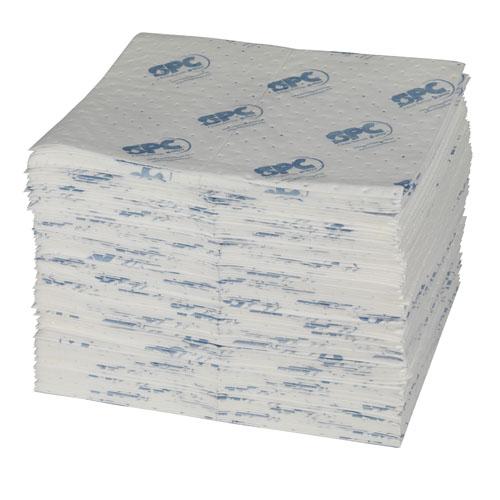 Фото Стандартные масловпитывающие салфетки SPC200-3-E, 30 х 30 см, 71 литр (200 шт.) {spc813739}