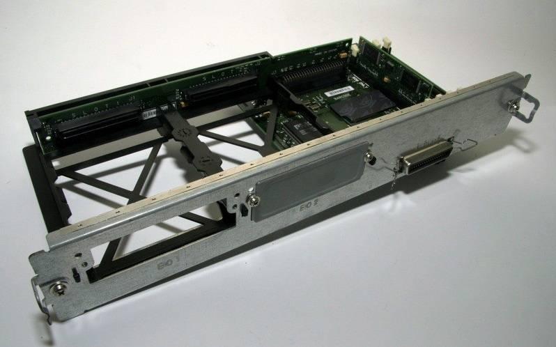 Фото Плата форматера HP LJ 5100 (Q1860-67901, Q1860-69001, Q1857-60001)