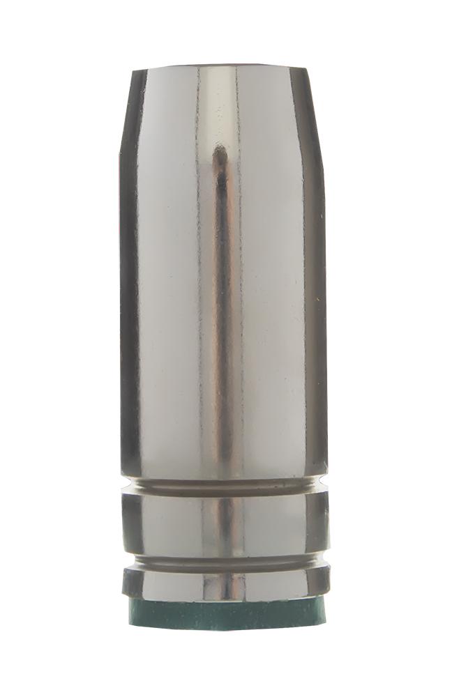 Фото Сопло газораспределительное Quattro Elementi 15 х 57 мм для горелок полуавтоматов (2 шт.) {771-206} (2)