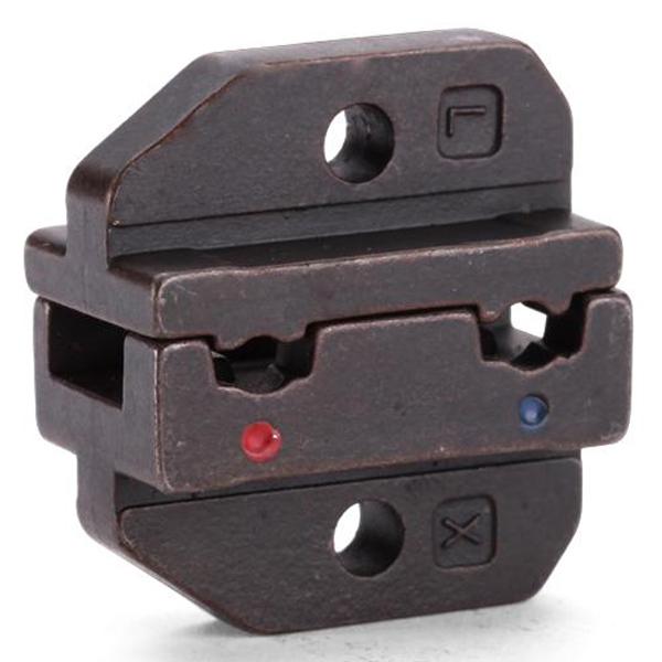 Фото Номерные матрицы МПК-09 для опрессовки флажковых разъемов в нейлоновом корпусе {74856}