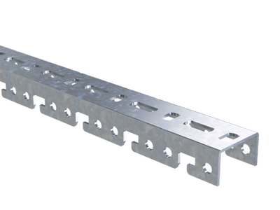 Фото Профиль BPF для консолей L2000 2.5мм DKC BPF2920