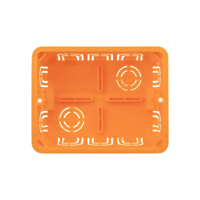 Фото Коробка распаячная Rexant, СУ 120х92х45 мм {28-3043} (2)