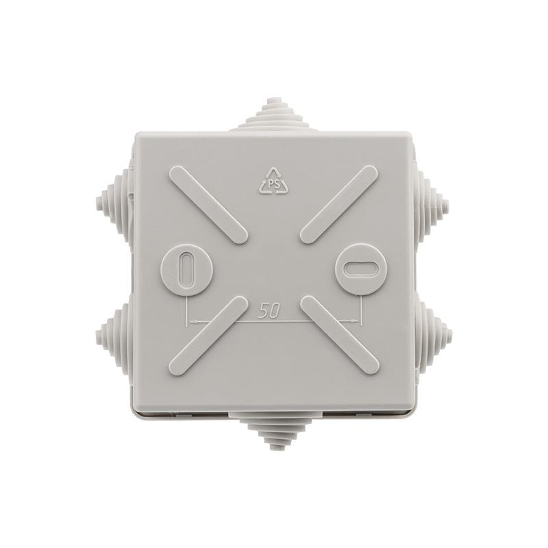 Фото Коробка уравнивания потенциалов Rexant, ОУ 85×85×40 мм, IP44 {28-3050} (5)