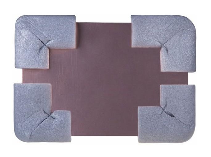 Фото Стеклотекстолит Rexant двухсторонний, 100x150x1.5 мм 35/35 (35 мкм) {09-4043} (2)