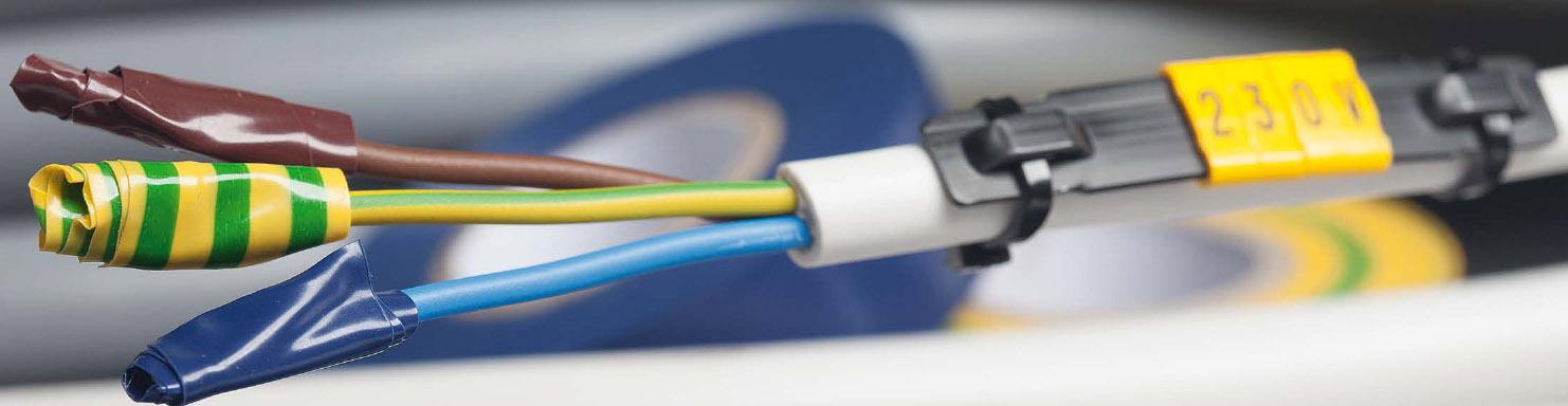 Фото Ленты электроизоляционные Partex 19 мм x 20 м, коричневые (10 шт.) {IT-1-1} (1)