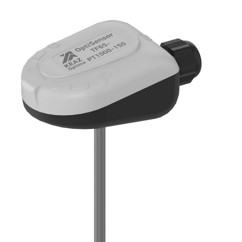 Фото Датчик температуры канальный OptiSensor TF65-PT1000-150 КЭАЗ 286503