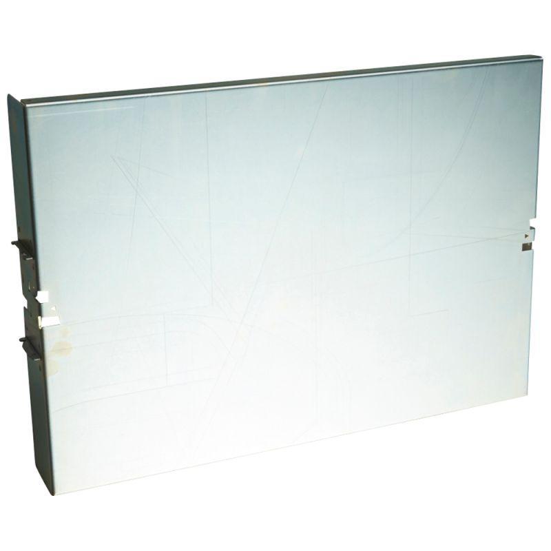 Фото Пластина сплошная 400х600 регулир. для XL3 4000 Leg 020648