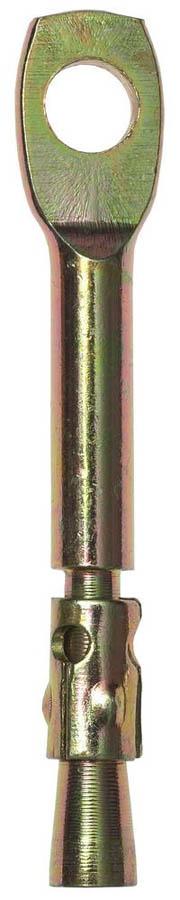 Фото Анкер потолочный, 6,0х60 мм, 100 шт, желтопассивированный, ЗУБР {4-302851-06-060}