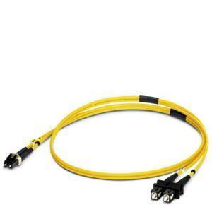 Фото Патч-кабель оптоволоконный FL SM PATCH 5.0 LC-SC (дл.5м) Phoenix Contact 2901827