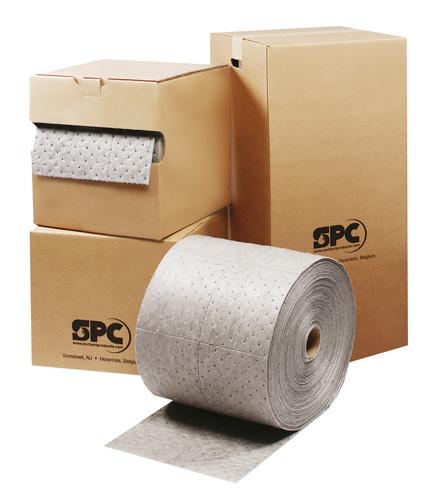 Фото Впитывающие салфетки MRO15-DPS-E, 38 см x 22 м, 45 литров (в рулоне) {spc813820}