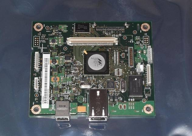 Фото Плата форматера HP LJ M401dne (CF399-60001)