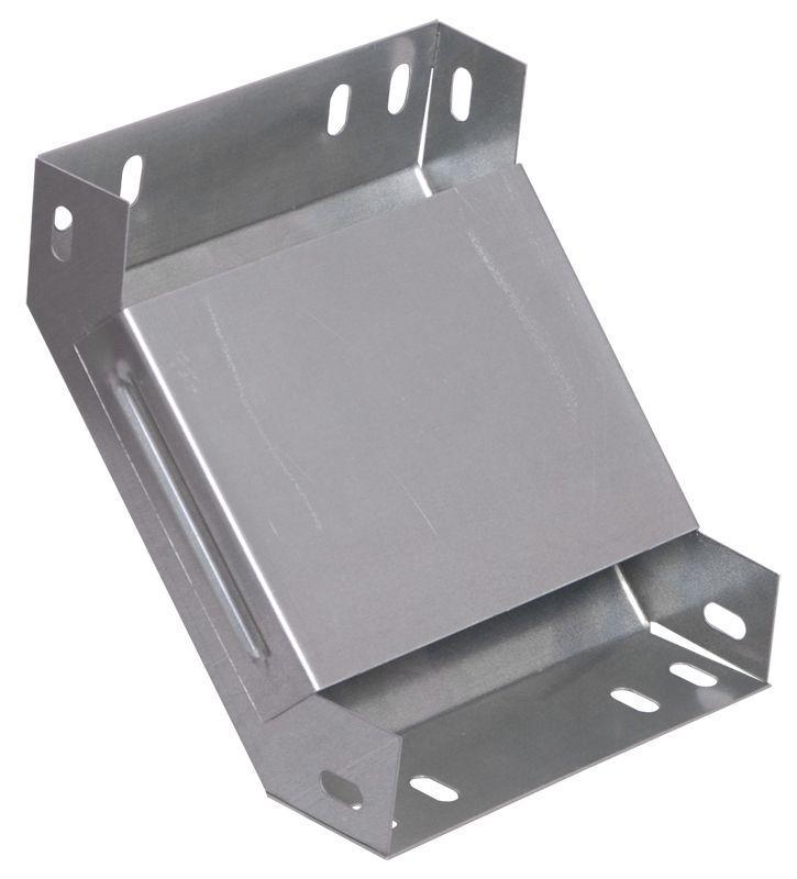 Фото Угол для лотка вертикальный внутренний 90град. 100х35 RAL ИЭК CLP1VR-035-100