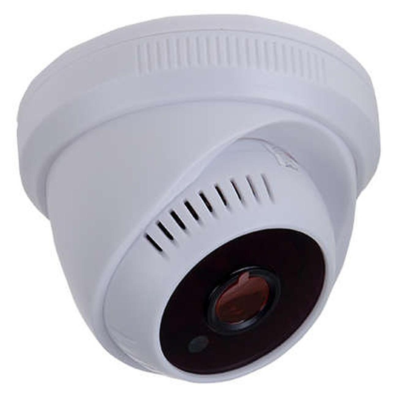 Фото Купольная камера AHD Rexant 1.0 Мп (720P), ИК до 20 м, встроенный микрофон {45-0155}