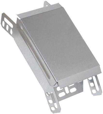 Фото Угол для лотка вертикальный внутренний 90град. 80х80 ИЭК CLP1V-080-080