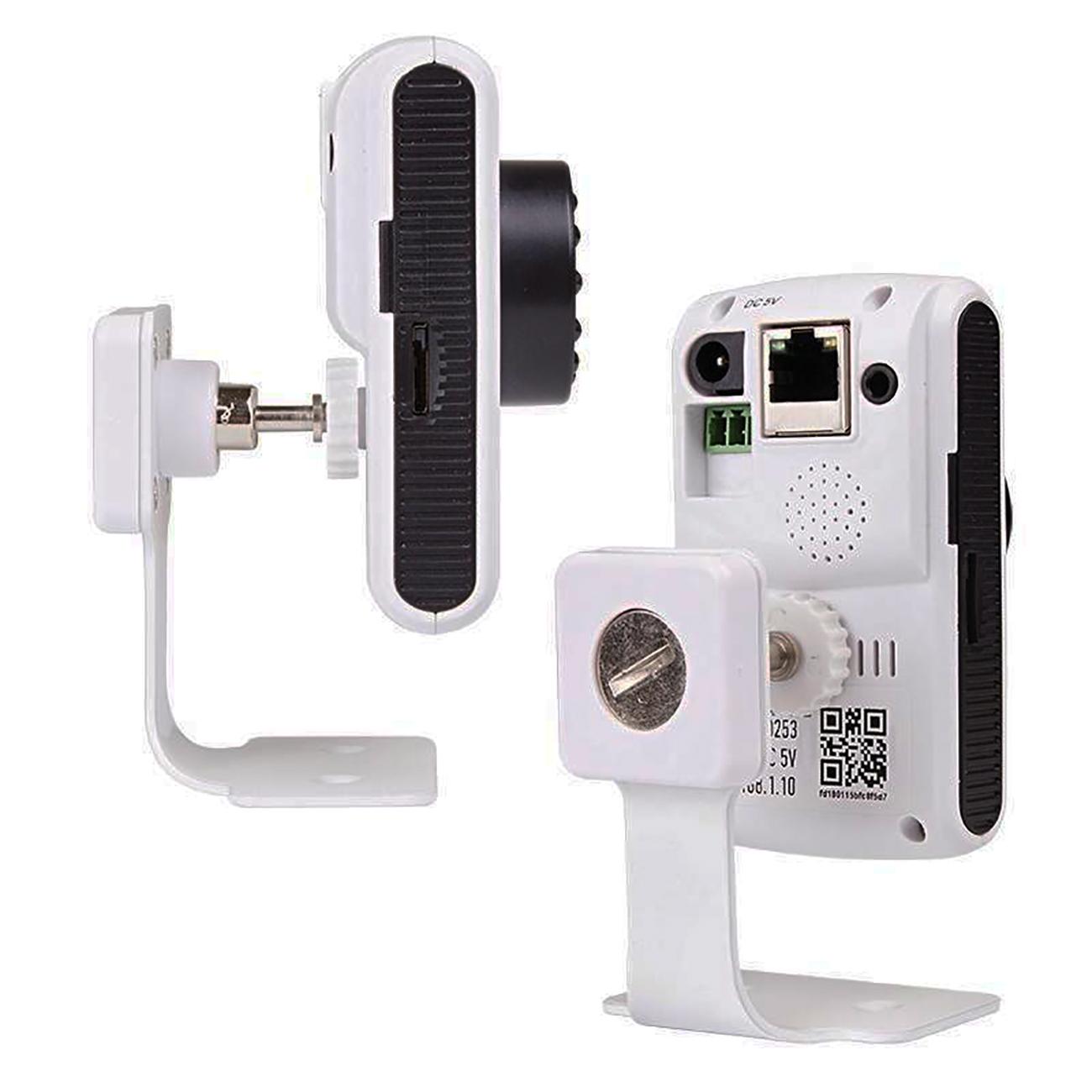 Фото Видеокамера IP Rexant, 1.0 Мп (720P), ИК до 15 м {45-0253} (1)