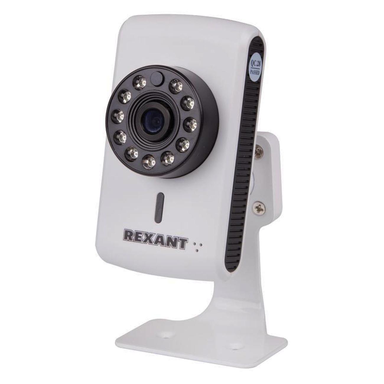 Фото Видеокамера IP Rexant, 1.0 Мп (720P), ИК до 15 м {45-0253}