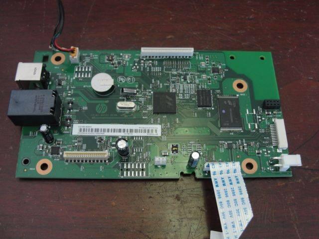 Фото Плата форматера HP CLJ M177 (CZ165-60001) OEM