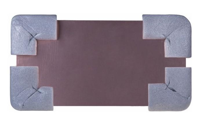 Фото Стеклотекстолит Rexant двухсторонний, 100x200x1.5 мм 35/35 (35 мкм) {09-4048} (2)